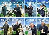 Doc Martin Staffel 1-8 (17 DVDs)