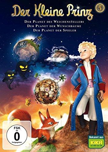 Der kleine Prinz - Vol. 5 (3 Geschichten)
