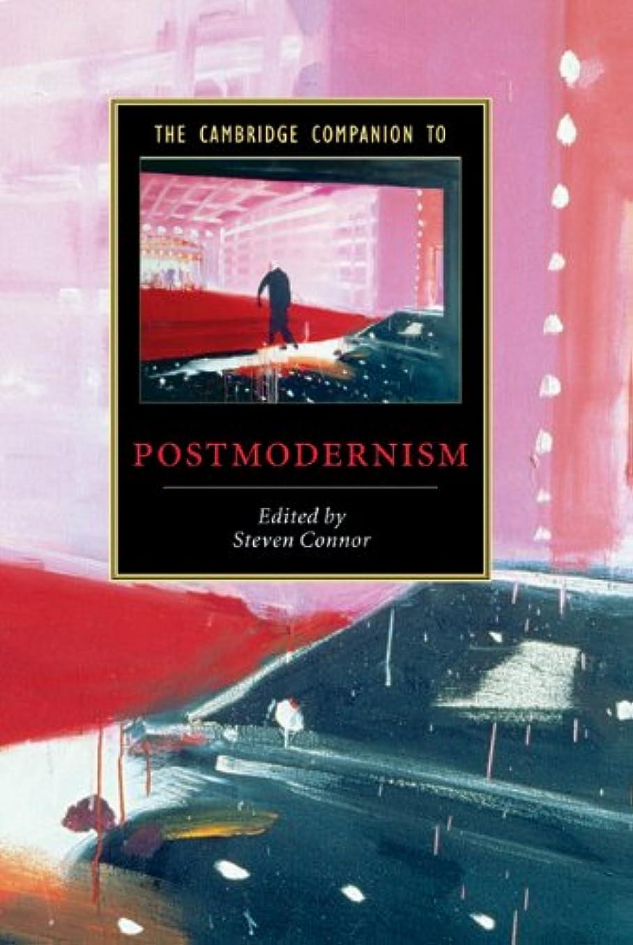 美しい申し立てるそのThe Cambridge Companion to Postmodernism (Cambridge Companions to Literature) (English Edition)