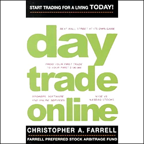 Day Trade Online audiobook cover art