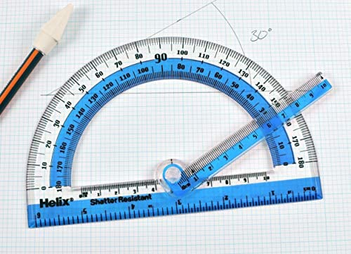180 degree protractor _image1