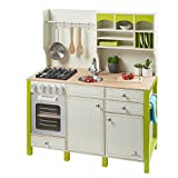 MUSTERKIND® Kinderküche Salvia creme/grün OneSize