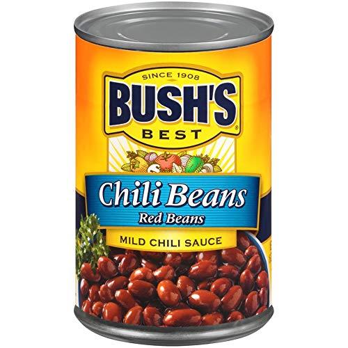 Bush#039s Best Mild Red Chili Beans 16 oz