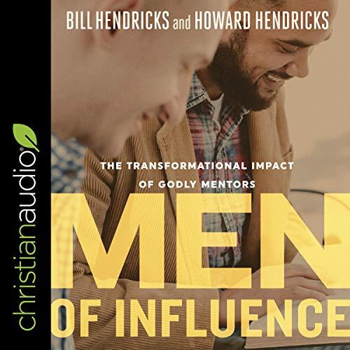 Men of Influence audiobook cover art