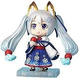 Hatsune Miku Snow Ver. Japón Anime Figura Modelo Hermoso PVC Figuras de acción Adornos Modelo Adorno...
