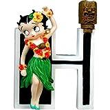 Betty Boop 6748 figura decorativa edición especial letra H...