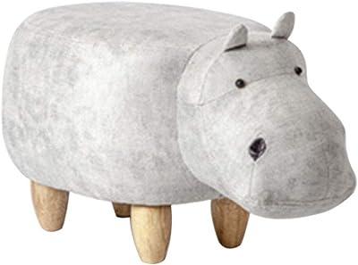 Balvi sgabello le mouton colore bianco a forma di pecora gambe in