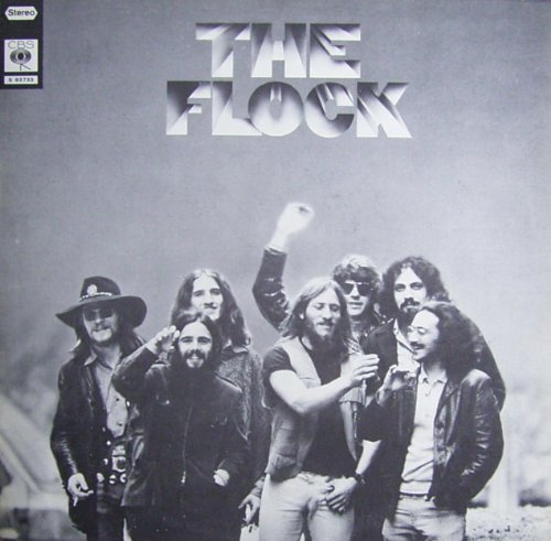The Flock (same, 1969) [Vinyl LP] [Schallplatte]