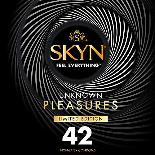 SKYN Unknown Pleasures 42 Kondome ohne Latex