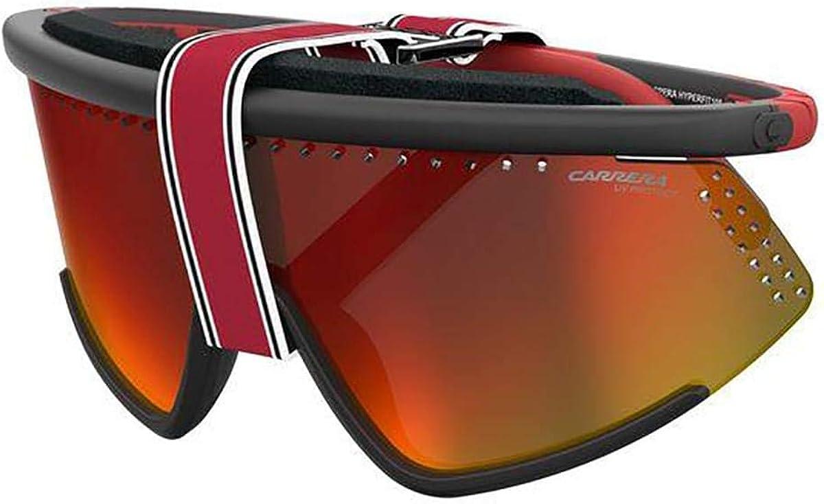 NEW Carrera CA Hyperfit10 Sunglasses 0BHP Green Black 100/% AUTHENTIC
