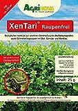 Agrinova® Xentari® - Antiorugas contra orugas dañinas en el boj (10 g, 10 bolsas de 1 g)