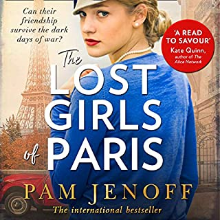 The Lost Girls of Paris                   By:                                                                                                                                 Pam Jenoff                               Narrated by:                                                                                                                                 Candace Thaxton,                                                                                        Elizabeth Knowelden,                                                                                        Henrietta Meire                      Length: 11 hrs and 41 mins     11 ratings     Overall 4.2