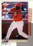 1998 Score Rookie Traded #182 Dmitri Young MLB Baseball Trading Card. rookie card picture