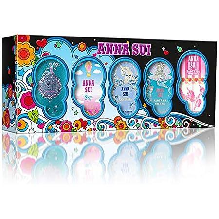 ANNA SUI(アナスイ) アナスイ ミニ香水セット トラディショナル New 5ml×5本