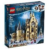LEGO 75948 Harry Potter Torre del Reloj de Hogwarts con Decoración de Baile de Navidad, Juguete de Construcción con 8 Mini Figuras