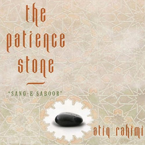 The Patience Stone audiobook cover art