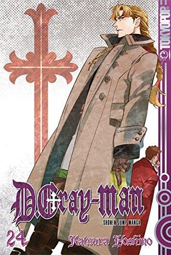 D.Gray-Man 24.