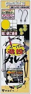がまかつ(Gamakatsu) スーパー遠投カレイ エッグボール K115 12号-ハリス4. 43609-12-4-07