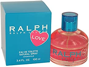 Rálph Laüren Lòve Përfume For Women 3.4 oz Eau De Toilette Spray (2016)