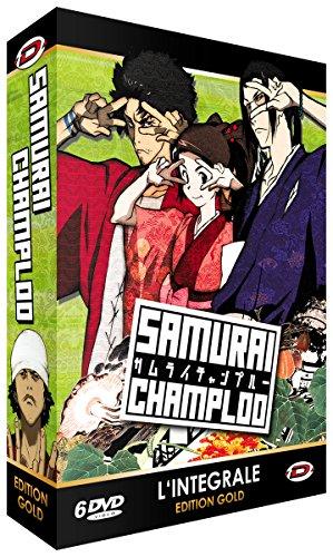 Samurai Champloo - Intégrale - Edition Gold (6 DVD + Livret)