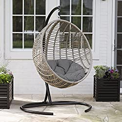 The 5 Best Hanging Egg Chairs With Stands Review 2020 Ultra Comfortable