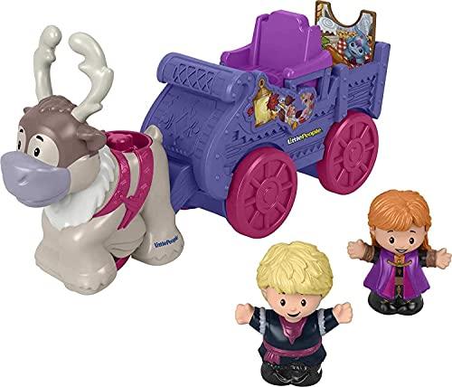 Marioneta Frozen  marca Fisher-Price