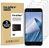 ivoler [3 Pack] Compatible with Asus Zenfone 4 ZE554KL 5.5