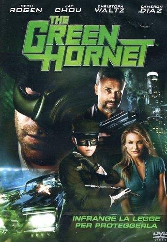 The green Hornet [Italia] [DVD]