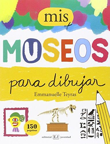 Mis museos para dibujar (Manos creativas)