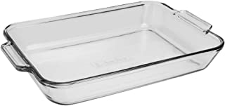 Anchor Hocking Oven Basics 4.8-quart Glass Baking Dish, Rectangular, Set of 1