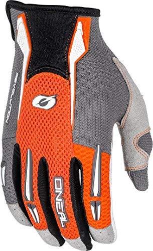 O'Neal | Guantes de Bicicleta de montaña | MX MTB Motocross Enduro | Diseño Ligero y Simple para una óptima sensación en el Manillar | Guantes de podio | Adultos | Naranja | Talla S