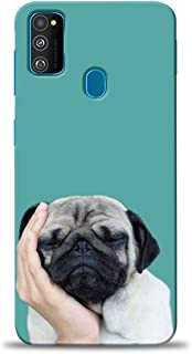 PRINT STATION Printed Back Case Cover for Samsung Galaxy M30s - 6615