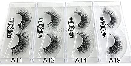 Best mink 3d hair lashes Reviews