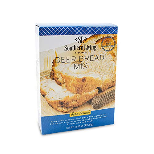 Gourmet Beer Bread from Southern Living – Original Recipe for Delicious, Quick & Easy Beer Bread Mix
