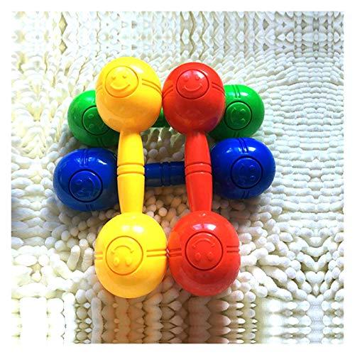 YNLRY Instrumentos de mancuernas para jardín de infantes, juguetes para niños, ejercicio, mancuerna de voz ejercicio y fitness
