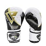 CX TECH Muay Thai Training Boxing Equipment PRO Style Guantoni da Boxe Arti Marziali Training Punzonatura Guanto Muay Thai Muta da Sacco,8OZ