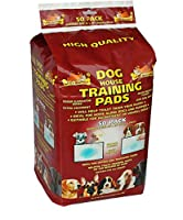 Super absorbent training pad Hygienic and easy to dispose Keeps floors clean and dry