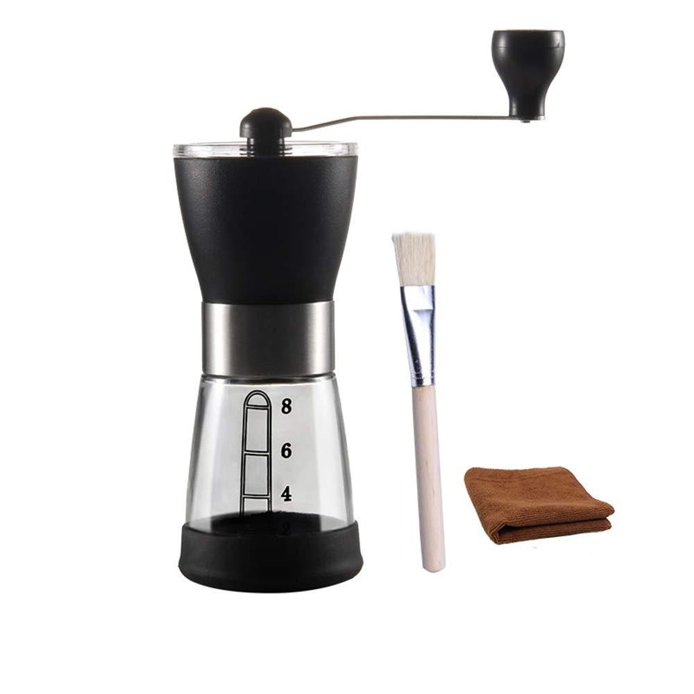 HARIO MSS-1B Moulin à café en céramique Slim
