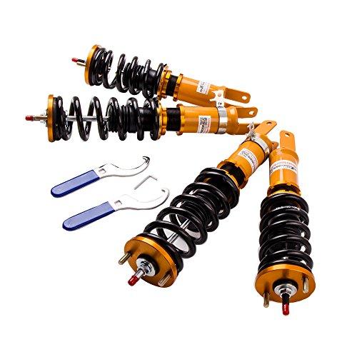 maXpeedingrods Amortiguador Muelles Suspensión de Moto Vehículo AP2 F20C 2000-2009