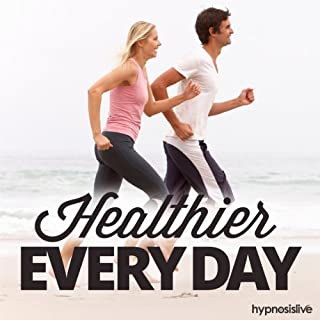 Healthier Every Day Hypnosis     Boost Your Well-Being Naturally, using Hypnosis              By:                                                                                                                                 Hypnosis Live                               Narrated by:                                                                                                                                 Hypnosis Live                      Length: 37 mins     1 rating     Overall 2.0
