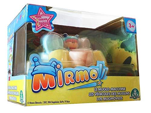 Giochi Preziosi Mirmo Le Muglo Macchine - Veicolo a Carica con Mini Personaggio Murmo