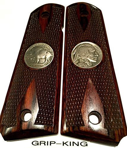 wood 1911 grips - 5