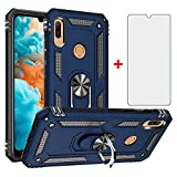 Phone Case for Huawei Y6 2019/Honor 8A with Tempered Glass