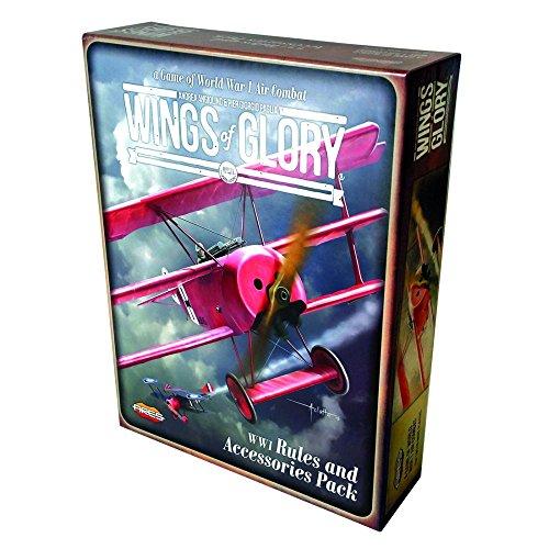 Devir- Wings of Glory WW1, juego de tablero (AREWGF002A) , color/modelo surtido