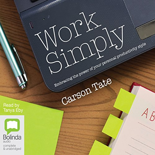 Work Simply cover art