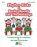 Rhythm Sticks & Bucket Bands For The Holidays - Kit with CD