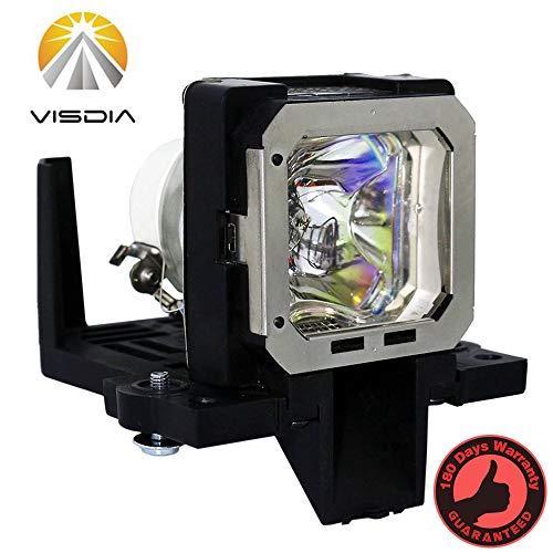 Visdia PK-L22℉ Projektorlampe mit Gehäuse für JVC DLA-F110 DLA-RS40 DLA-RS45 DLA-RS50 DLA-RS55 DLA-RS60 DLA-VS2100NL DLA-X3 DLA-X30 E DLA-X3B DLA-X9 X30 X70 X90 Projektoren