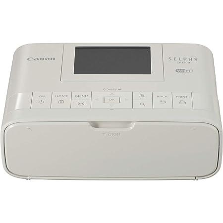 Canon Selphy CP1300 - Imprimante photo - Wifi - Blanc