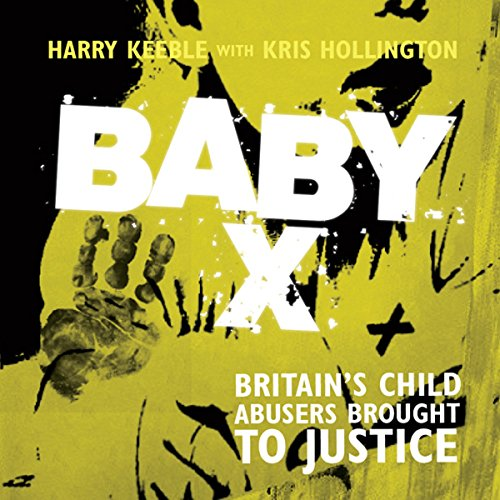 Baby X audiobook cover art