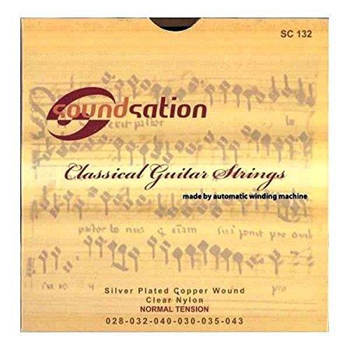 Juego cuerdas para guitarra española SOUNDSATION SC132